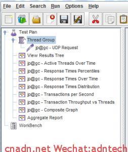 《使用Jmeter模拟测试UDP/DNS性能》